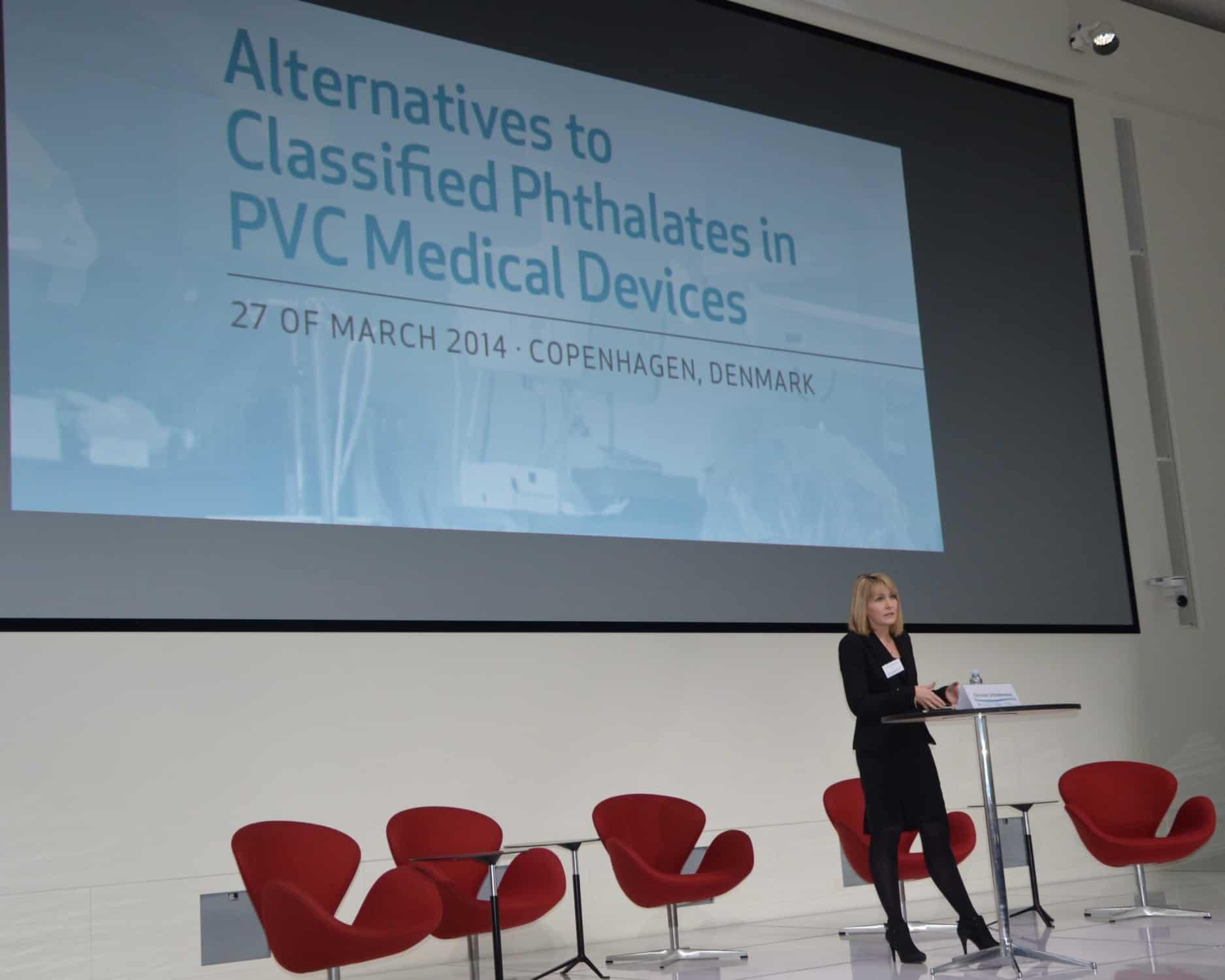 Alternatives to classified Phthalates presentation