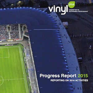 VinylPlus progress report 2015