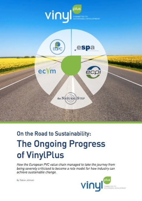 On the Road to Sustainability: The Ongoing Progress of VinylPlus