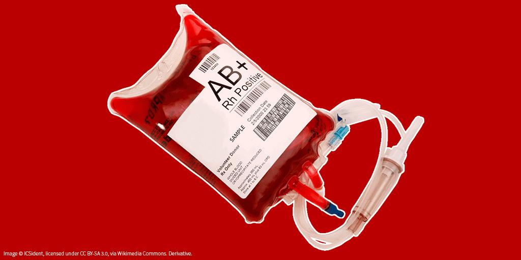 PVC blood bags