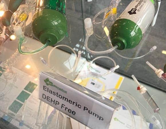 DEHP-free PVC