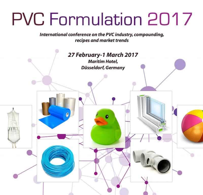 PVCMed at PVC Formulation 2017