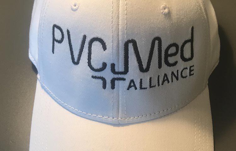 PVCMed Alliance hat for Medica 2017