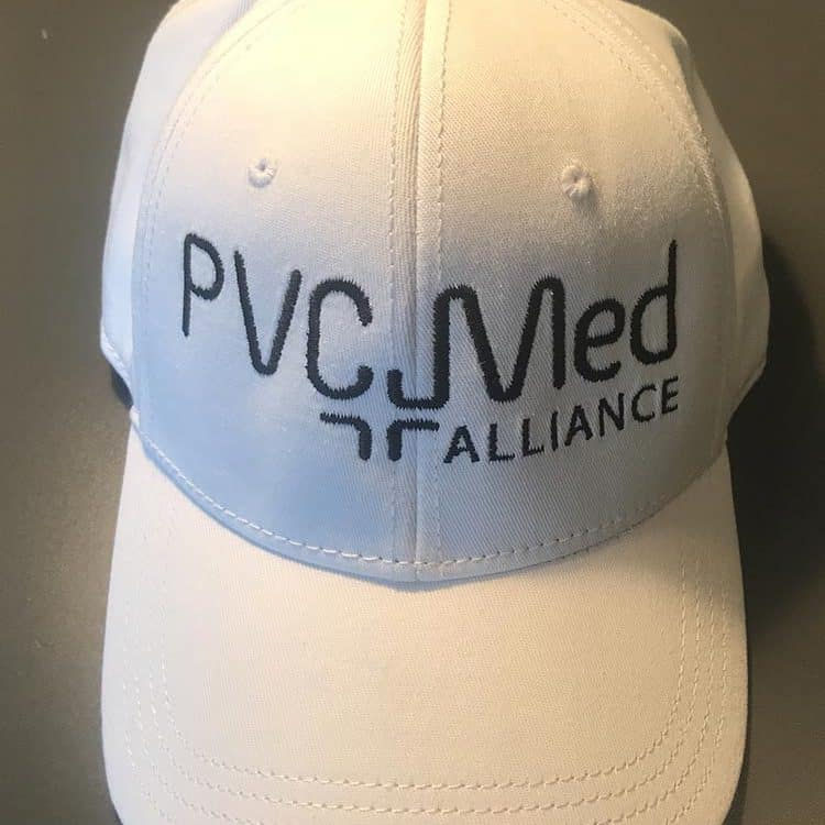 PVCMed Alliance hat for Medica 2017
