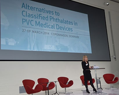 Plasticisers for medical applications – PVCMed conference