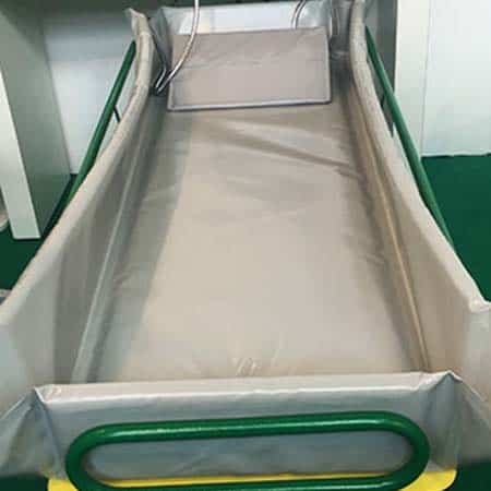 coated mattress cover