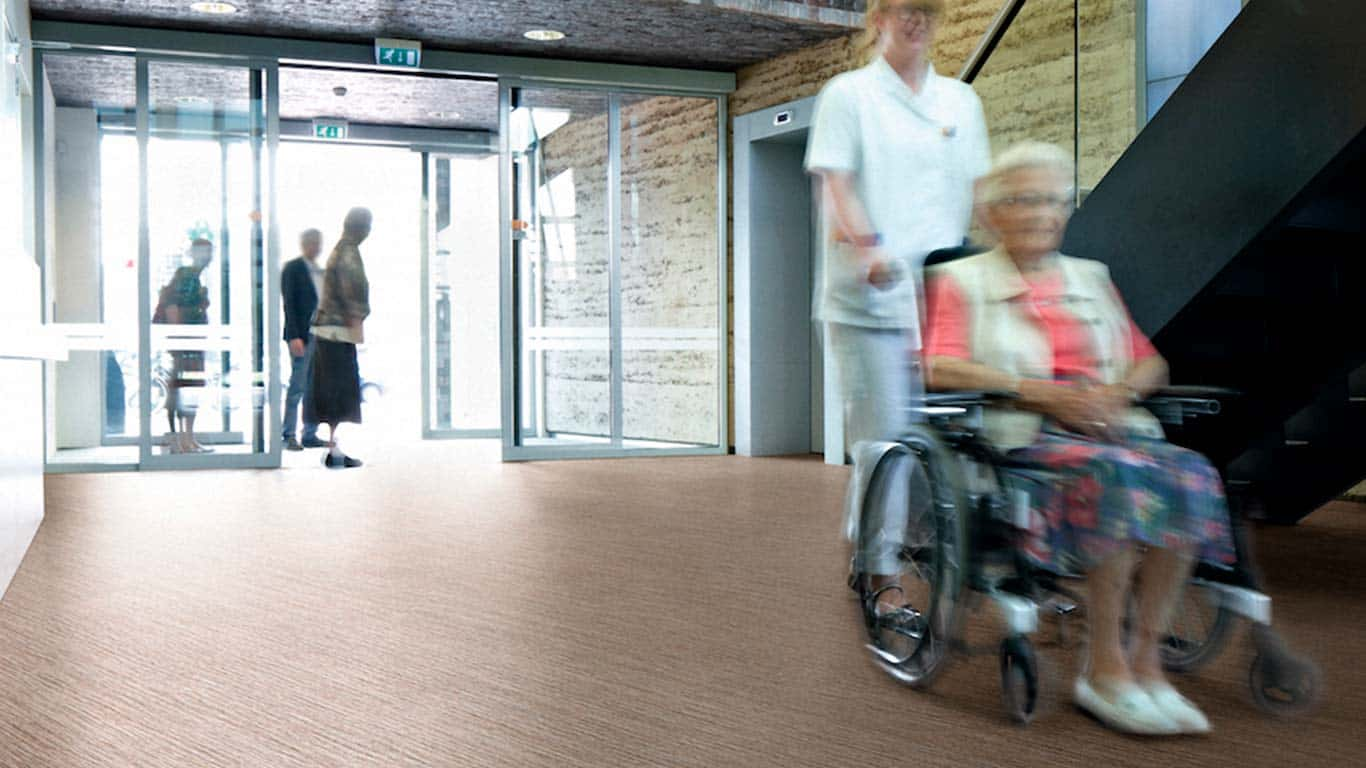 medical devices safety hospital flooring