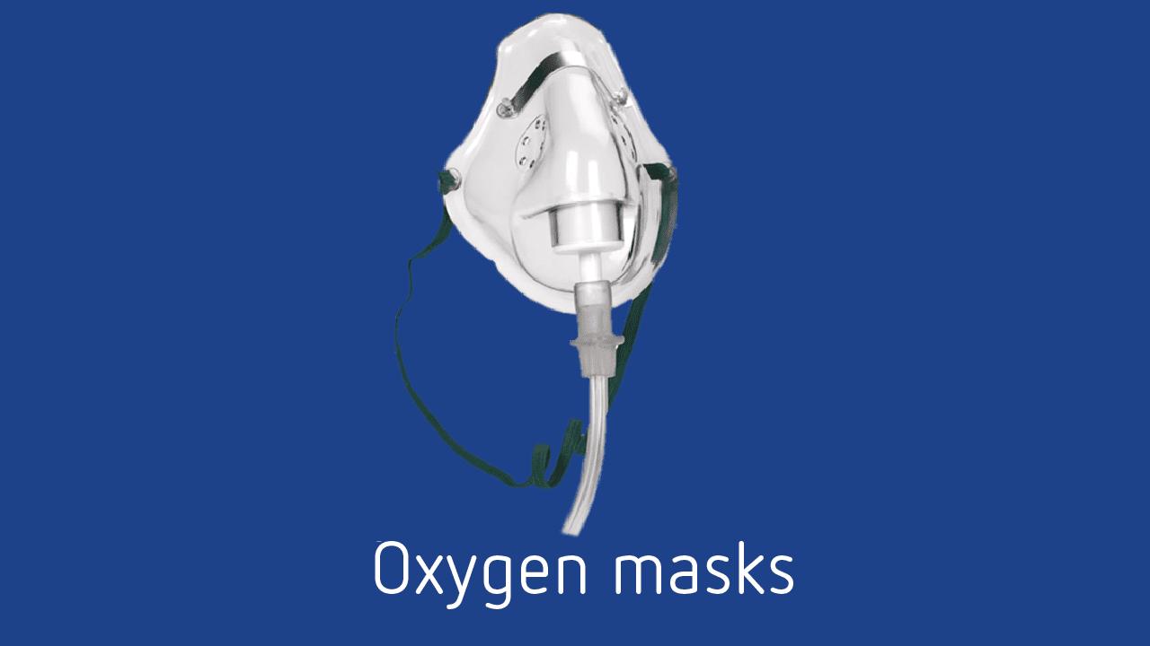 oxygen masks pvc recycling