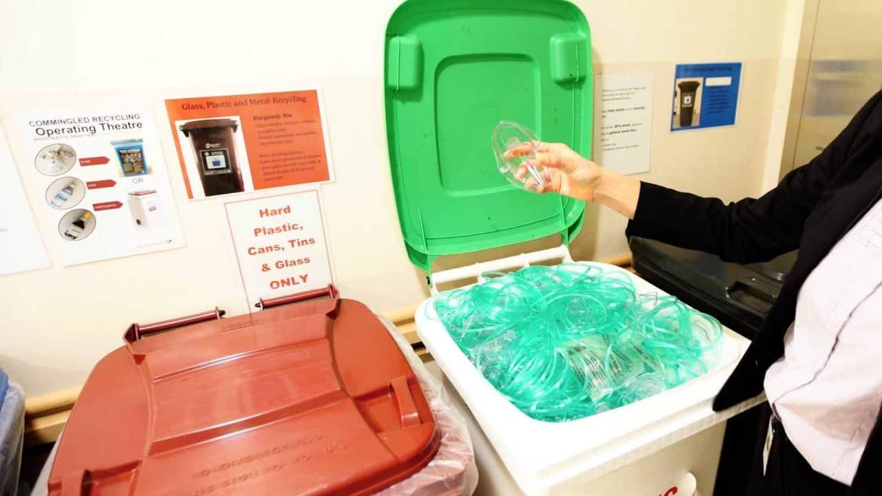 plastics recycling hospitals plasticstoday