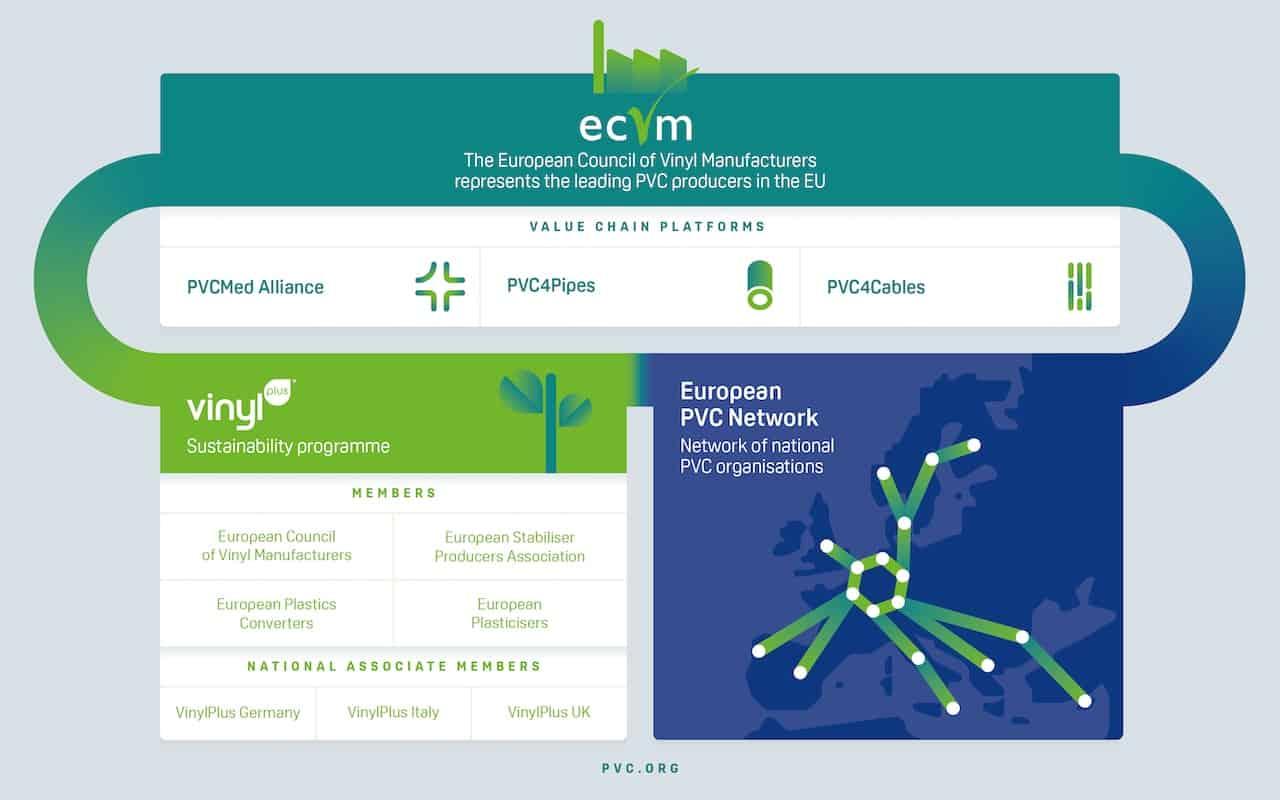 ECVM's organisation